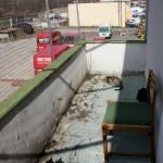 Kočkoliéra (balkonek)
